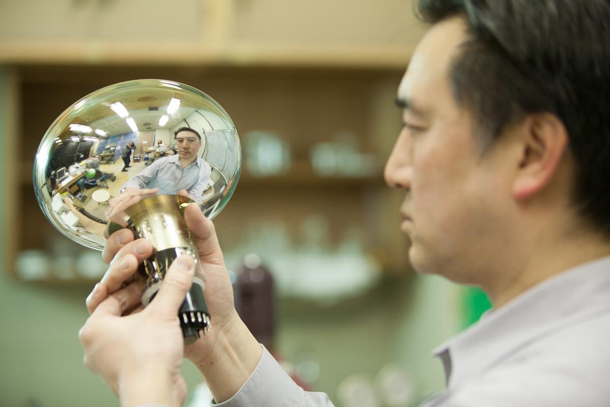 Dr. Mark Chen