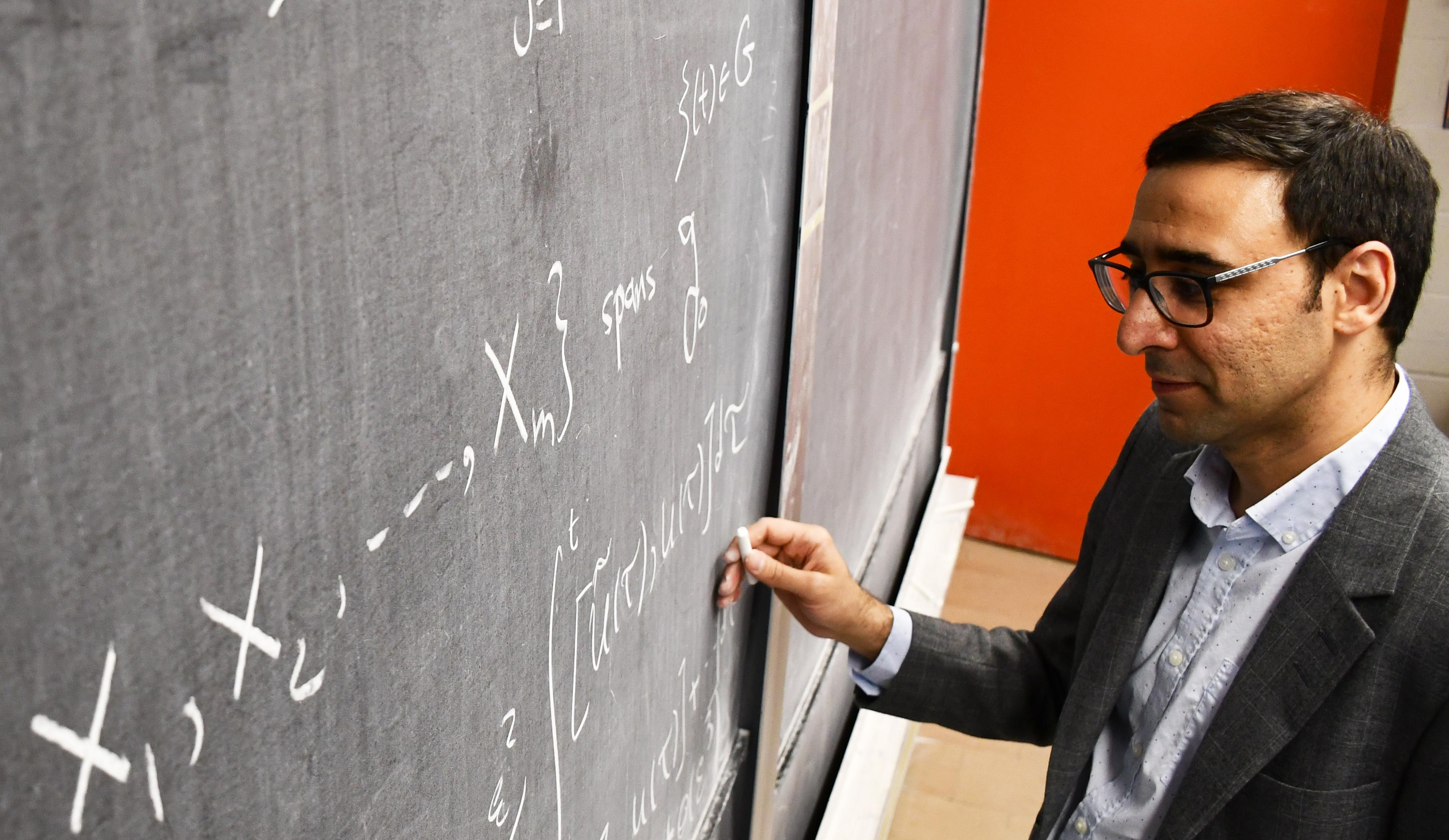 Dr. Bahman Gharesifard