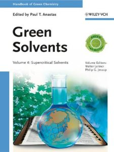 Cover of Green Solvents Volume 4