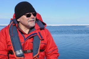 John Smol in Northwest Passage