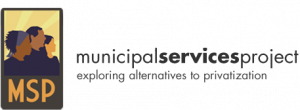 Municipal Services Project logo