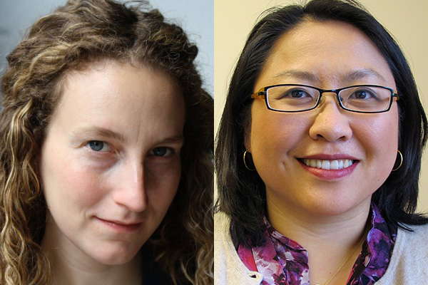 Keren Zaiontz has been appointed Queen's National Scholar in Creative Industries in the Global City while Qingling Duan has been appointed Queen's National Scholar in Bioinformatics).