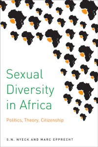 cover: Sexual Diversity in Africa