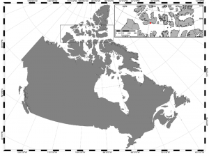 The Cape Bounty Arctic Watershed Observatory Melville Island Nunavut