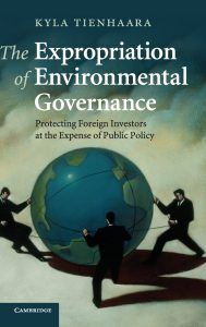 The Expropriation of Environmental Governance cover