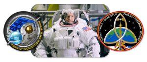 Astronaut Drew Feustel
