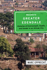 Cover: Welcome to Greater Edendale