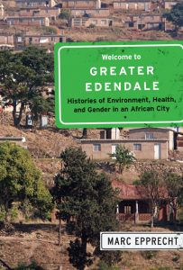 Welcome to Greater Edendale Cover