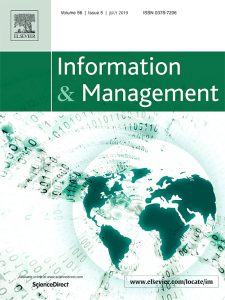information and management issue 5 july 2019