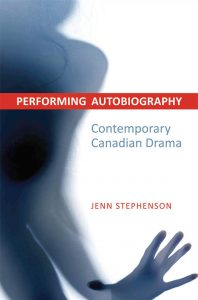 performing autobiography - jenn stephenson