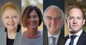 Royal Society of Canada elects four Queen's University researchers.
